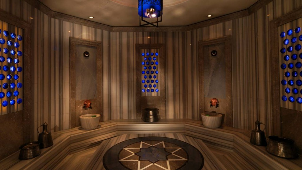 Hammam du Spa Four Seasons Bosphorus Istanbul © Capucineee.com