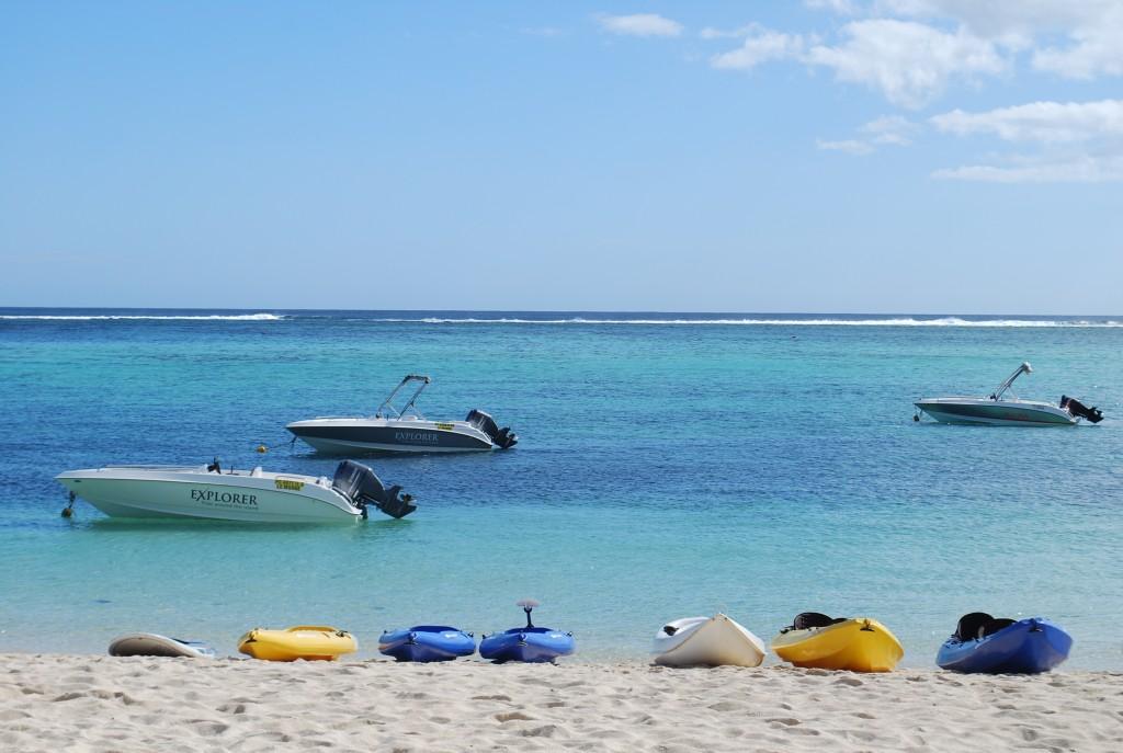 île Maurice en juin dernier