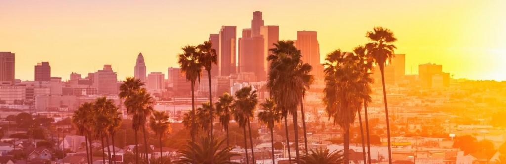 Amandine à Los Angeles