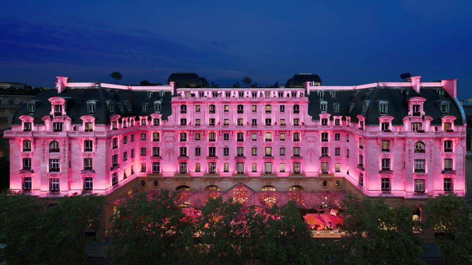 The Peninsula Paris - Pink LR1074x604