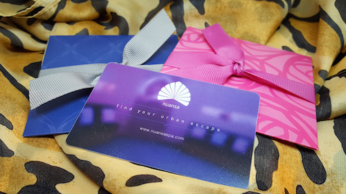 Nuansa Spa Gift Card 20151007-001