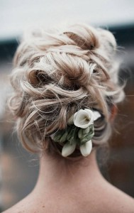 Chignon-Pinterest