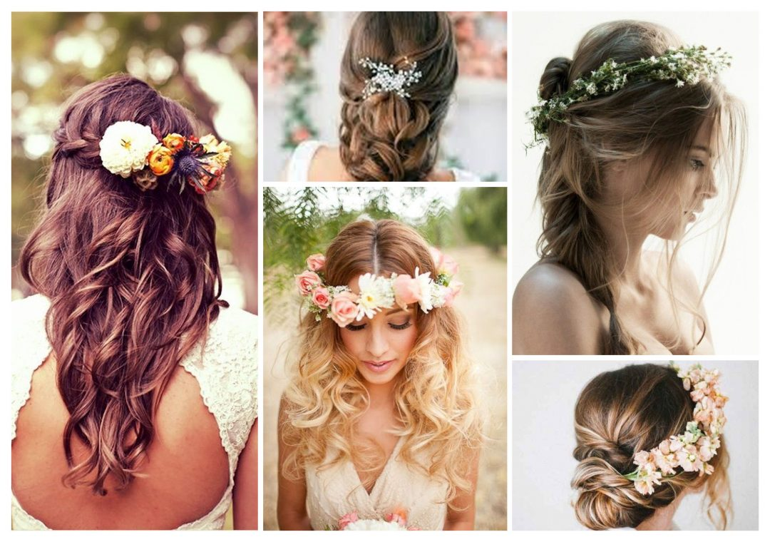 Mes inspirations coiffure pour un mariage team paillettes - Coiffure pour aller a un mariage ...