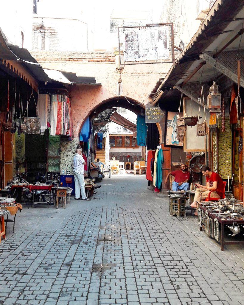 Marrakech Teampaillettes