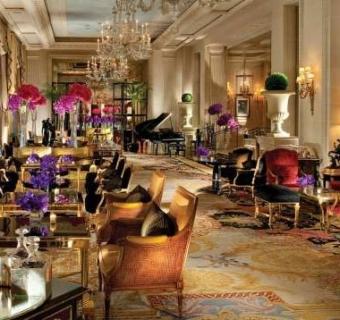 J'ai testé : L'Afternoon Tea du George V à Paris