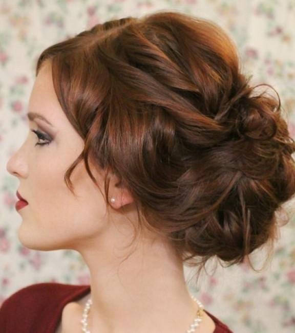 Frais Mes inspirations coiffure pour un mariage ♥ - Team Paillettes ET88
